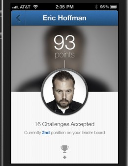 iPhone App Profile by Eric Hoffman
