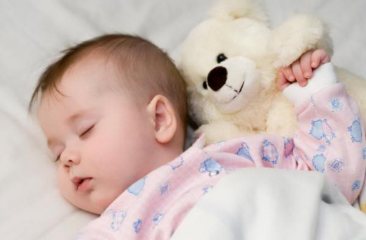 Give your baby good night's sleep with organic cotton crib sheets