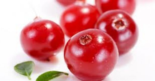 Natural Treatment for UTI with Cranberry
