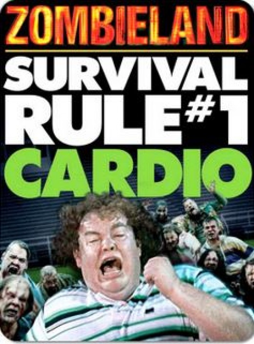 Survival Rule #1: Cardio