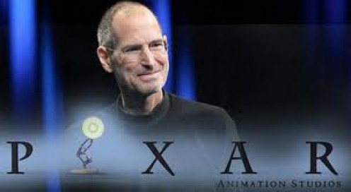 Steve Jobs was one of the brilliant minds behind PIXAR, Inc. Jobs worked tirelessly at any venture he pursued.