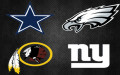 NFC East 2013 Preview:  Washington Redskins Not Just Battling Dallas Cowboys