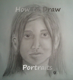 Drawing Portraits The Easy Way