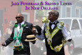 Jazz Funerals and Second Lines in New Orleans