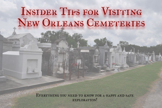 Insider tips for visiting New Orleans cemeteries