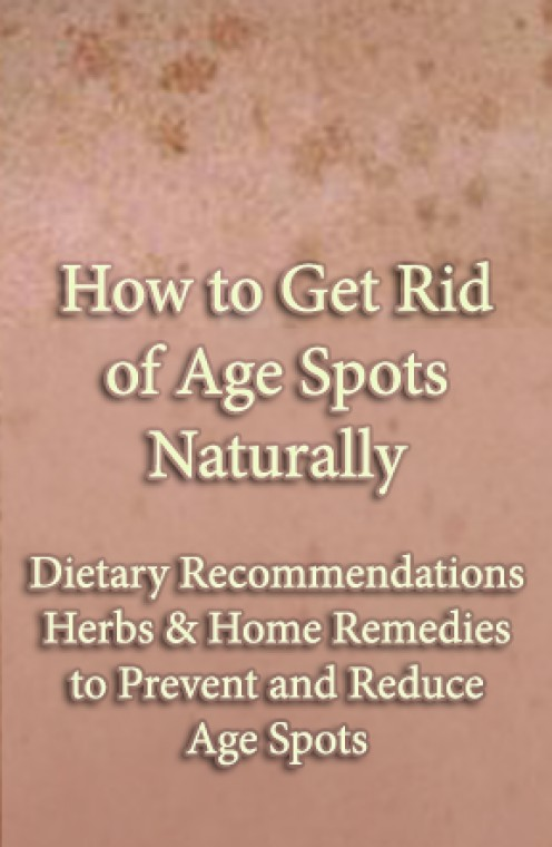 How Do You Get Rid of Age Spots Naturally?