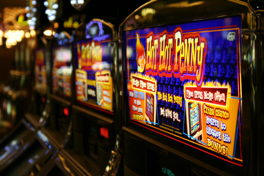 Penny Slots at South Point Casino Hotel