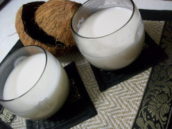 How to Make Fresh Coconut Milk