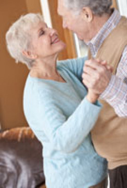 Ballroom Dancing and Alzheimer's Disease: Fighting Dementia with Dance