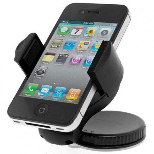 Universal iPhone 5 car mount