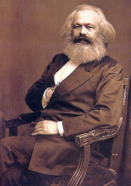 German philosopher Karl Marx, whose 'Communist Manifesto' inspired revolutions in Russia and China. His ideas remain relevant today, especially as the world struggles with economic recession.