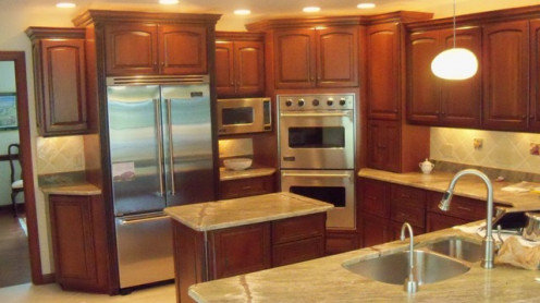 Planning a kitchen bridgewood cabinets reviews hubpages for Advantage kitchen cabinets