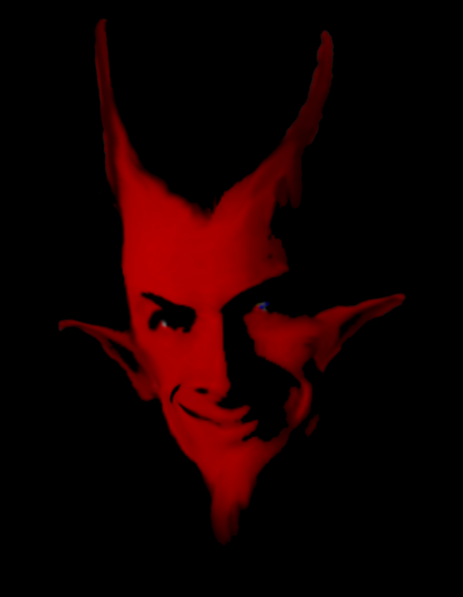 The Devil, you say?