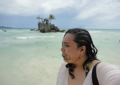 Exploring Boracay alone or with friends.....