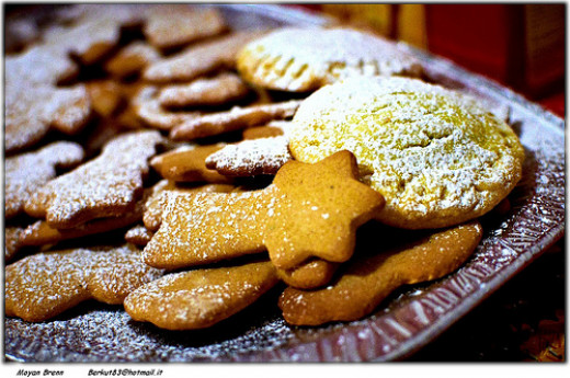 Cookies by Moyan_Brenn on Flickr