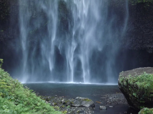 The Mystical Multnomah Falls
