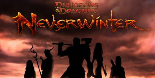a Neverwinter cover promo