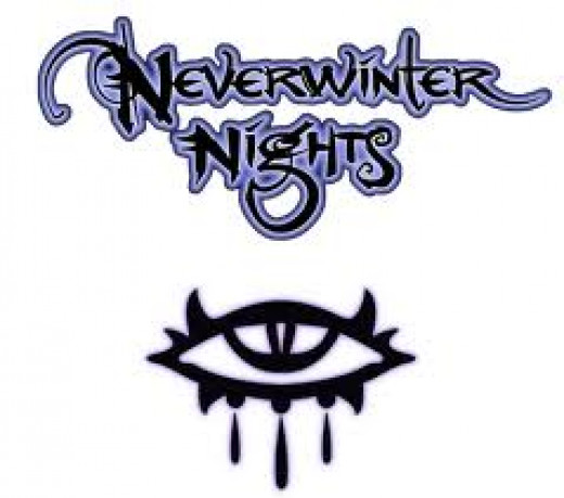 Logo for the remake of Neverwinter Nights