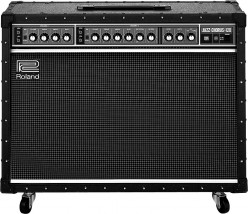 Roland JC-120 Jazz Chorus Combo Amplifier Review