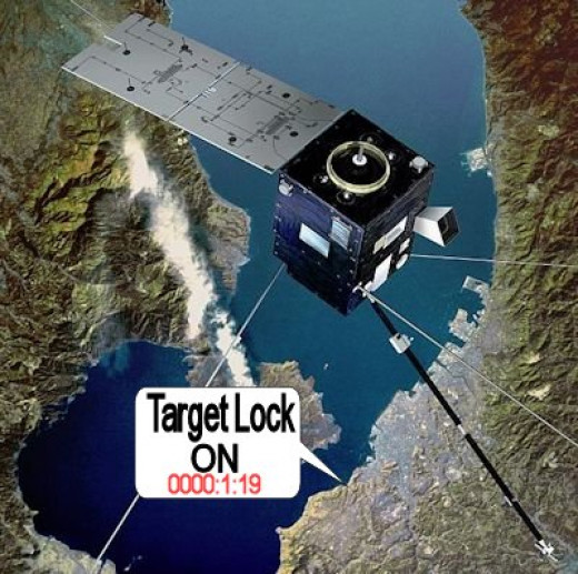 Earth observing satellite at Maryland's disposal for Rain Tax calculation