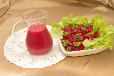 Beetroot Juice - one simple way of getting your daily intake