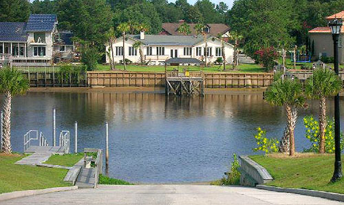 Carolina Waterway Homes in Carolina Forest, Myrtle Beach SC