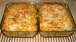 What I Did Today ! - I Made Squash and Ricotta Bake (A Jamie Oliver Recipe)