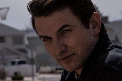 Kyle Reed Evans  plays Adelle's boyfriend - Tera Garnett
