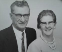 © Martie Coetser (My maternal grandparents)