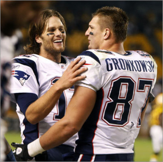 Thanks to Tom Brady, Gronk enjoyed what many consider to be the best season ever for a tight end in 2011.