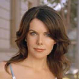 Lauren Graham in the role of Lorelai Victoria Gilmore
