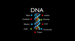 Science, DNA, and God.