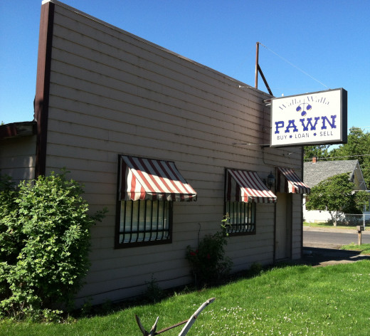Pawn Shop on Pine Street