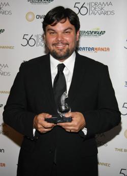Songwriter Robert Lopez