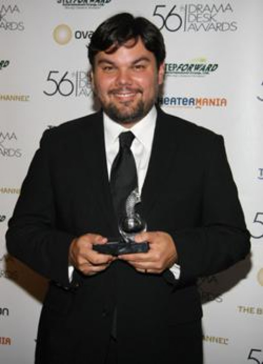 Songwriter Robert Lopez