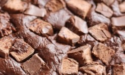 Three Musketeers Fudge Brownies
