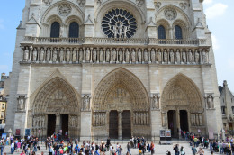 Notre Dame from Tony DeLorger