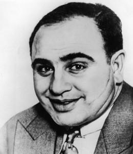 Al Capone - Scar Face (1899 - 1947).