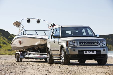 The Strong & Versatile Landrover Discovery