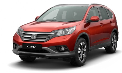 The practical and affordable Honda CR-V