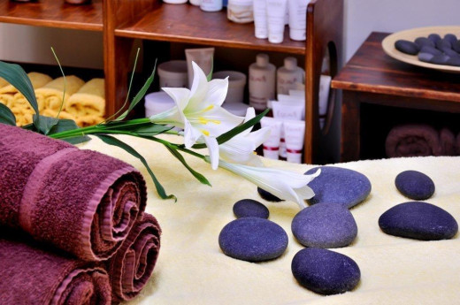 Massage therapy business owners provide relaxing experiences for clients.