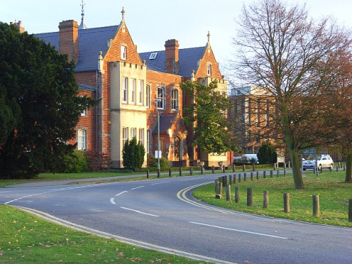 Old Whiteknights House, Reading University