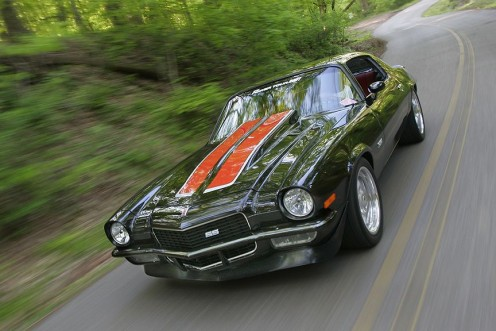 Facts About the 1970-1973 2nd-Gen Chevrolet Camaro Z28 | AxleAddict