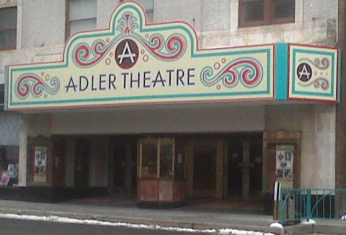 The Adler Theater