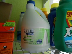 Add 2 Tbsp of liquid chlorine bleach to the bleach reservoir of  your washing machine to get rid of dish towel smells.