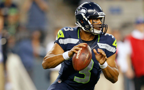 Wilson will lead a Seahawks team which has displayed dominance on both offense and defense.