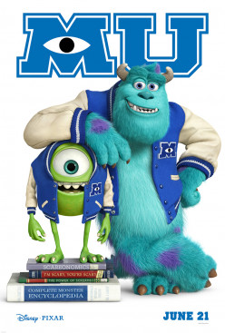 Monsters University is both familiar and unique at the same time