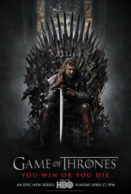 GoT Season 01 poster