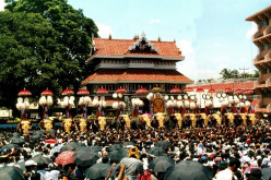 Thrissur Pooram-The Most Spectacular Temple Festival of Kerala