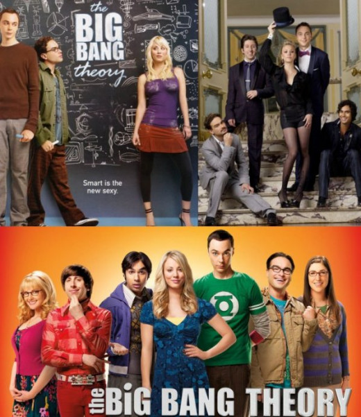 You cannot call yourself a cool geek if you don't watch The Big Bang Theory.